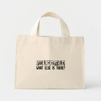 Speech Language Pathology What Else Is There? Mini Tote Bag