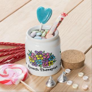 Speech Therapist Blooms1 Candy Dish