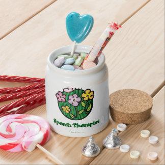 Speech Therapist Blooms2 Candy Dish
