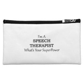 SPEECH THERAPIST COSMETIC BAG