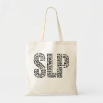 Speech Therapist SLP Tote Bag
