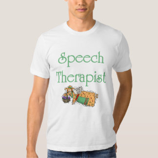 Speech Therapist T-shirt