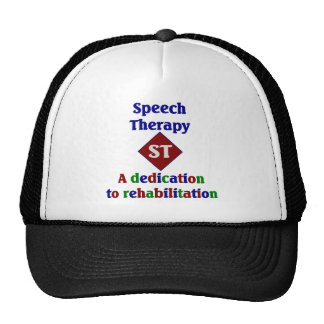 Speech Therapy Hat