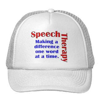 Speech Thereapy Trucker Hat