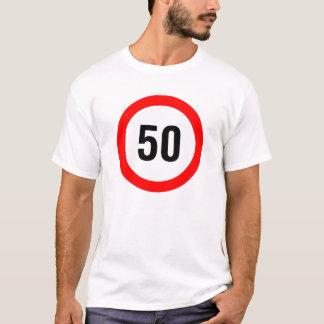 Speed 050 km 3 T-Shirt
