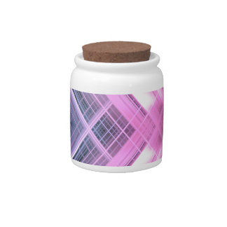 Speed blur cross candy jar