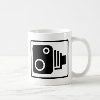 Speed Camera Symbol Coffee Mug