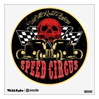 Speed Circus - Hit the Road Designs original art Wall Decor