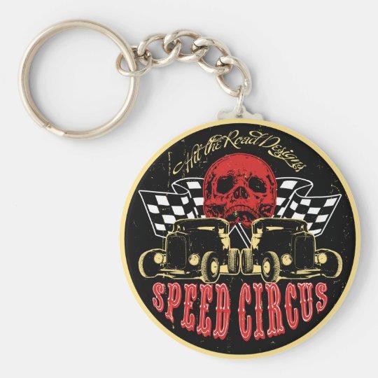 Speed Circus Keychain