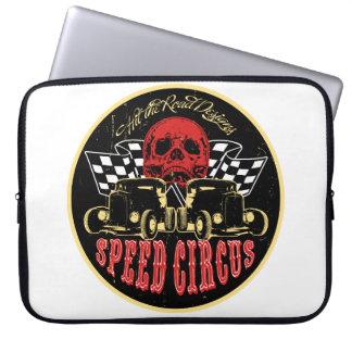 Speed Circus original design Laptop Computer Sleeve