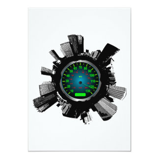 Speed City 2 Card