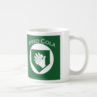 speed cola coffee mug