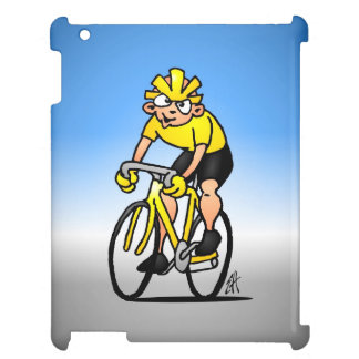 Speed Cyclist - Cycling iPad Cover