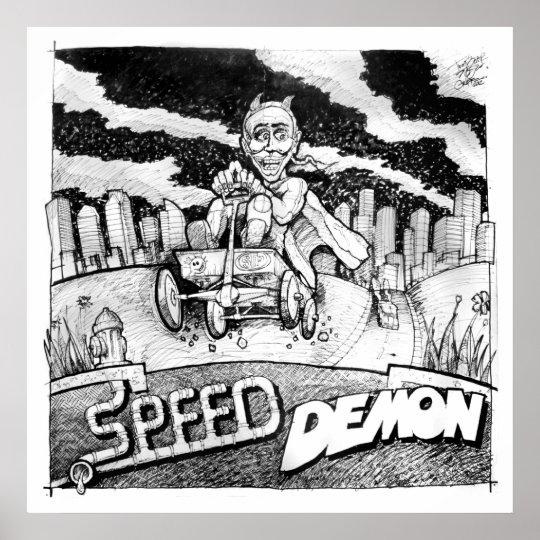 Speed Demon 1 Poster