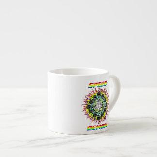 speed demon espresso cup