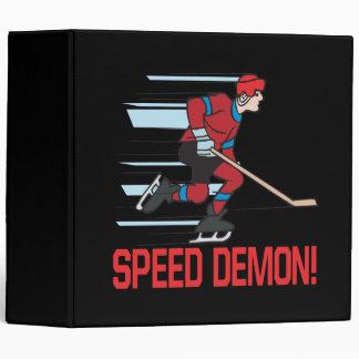 Speed Demon Vinyl Binders