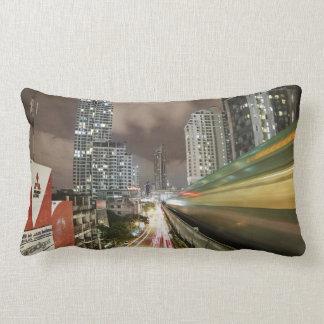 Speed Design Throw Pillow - Boy's