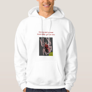 speed, Dining and gamesfriendship- group.com Sweatshirt