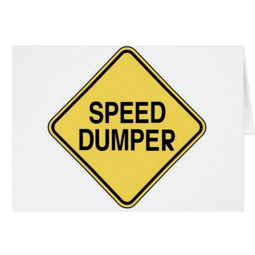 Speed Dumper Card