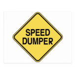 Speed Dumper Postcards