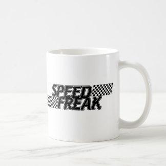 Speed Freak Coffee Mugs