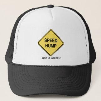 Speed Hump Trucker Hat