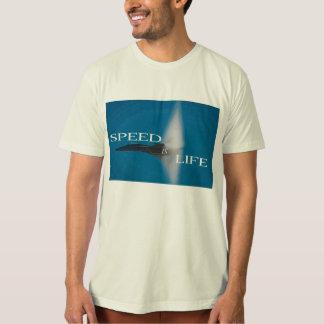 Speed Is Life Tee Shirt