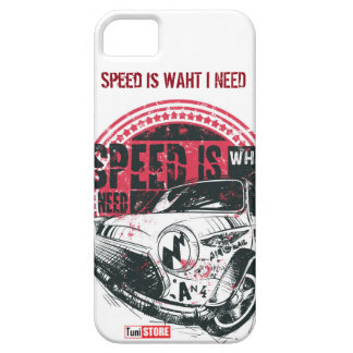 Speed is waht I need iPhone SE/5/5s Case