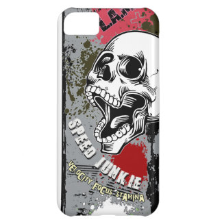 Speed Junkie Cover For iPhone 5C