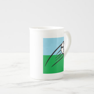 Speed Kick Porcelain Mug