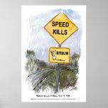 Speed Kills - Poster