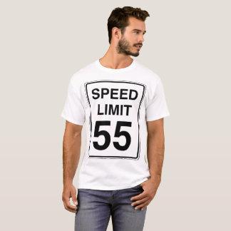 Speed Limit 55 Sign T-Shirt