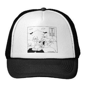 Speed Limit Enforced By Cows Trucker Hat