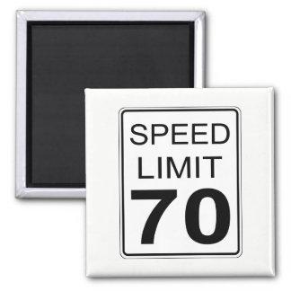 Speed Limit Magnet