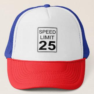 Speed Limit Trucker Hat