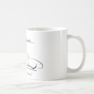 Speed Limits...are mostly suggestions! Classic White Coffee Mug