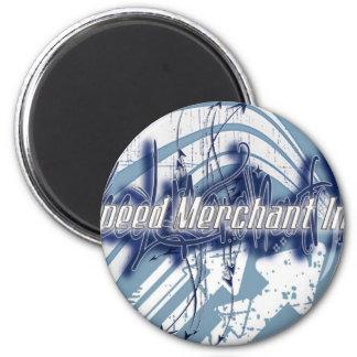 Speed Merchant Inc 2 Inch Round Magnet