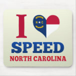 Speed, North Carolina Mouse Pad