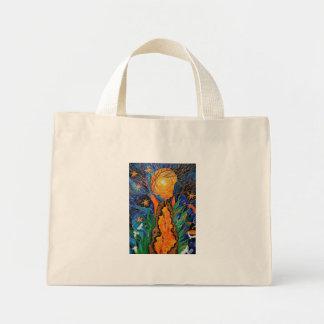 Speed of Light Mini Tote Bag