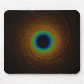 Speed of Light Mouse Pad