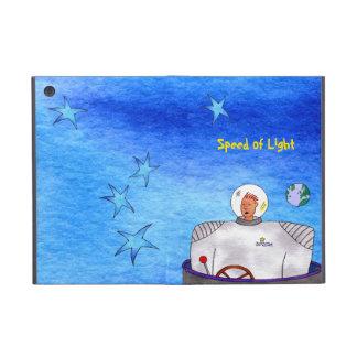 Speed of Light TinCan Space Man iPad Mini Case