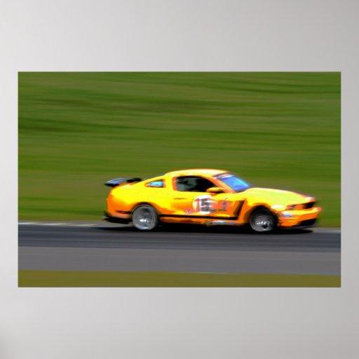 Speed Racer Poster