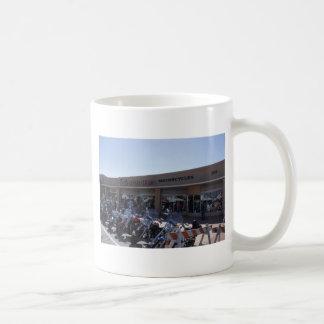 Speed Shop Classic White Coffee Mug