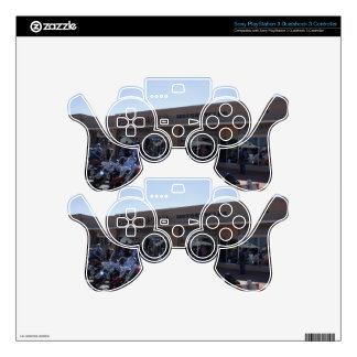 Speed Shop Skin For PS3 Controller