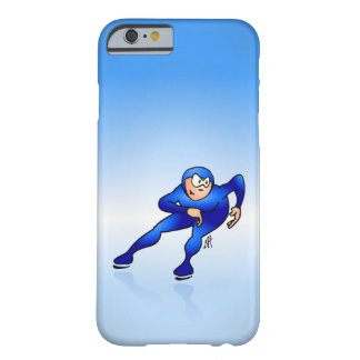 Speed skater barely there iPhone 6 case