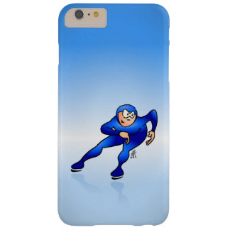 Speed skater barely there iPhone 6 plus case