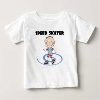 Speed Skater - Boy Tshirts and Gifts