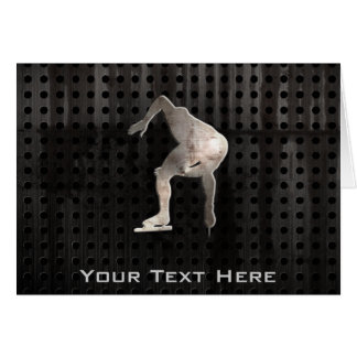 Speed Skater; Cool Card