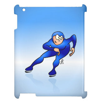 Speed skater cover for the iPad