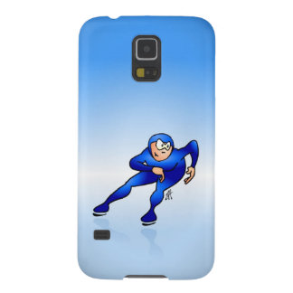 Speed skater galaxy s5 cover